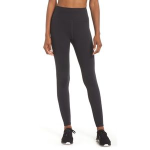 Girlfriend Collective High Waisted Leggings Black
